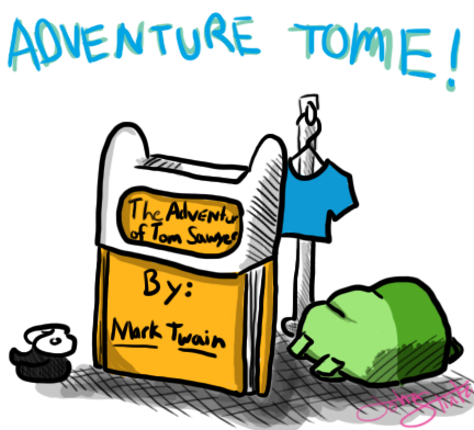 The Adventure Tome!
